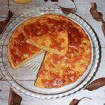 Le Gouéron Charentais (gâteau aux pommes)