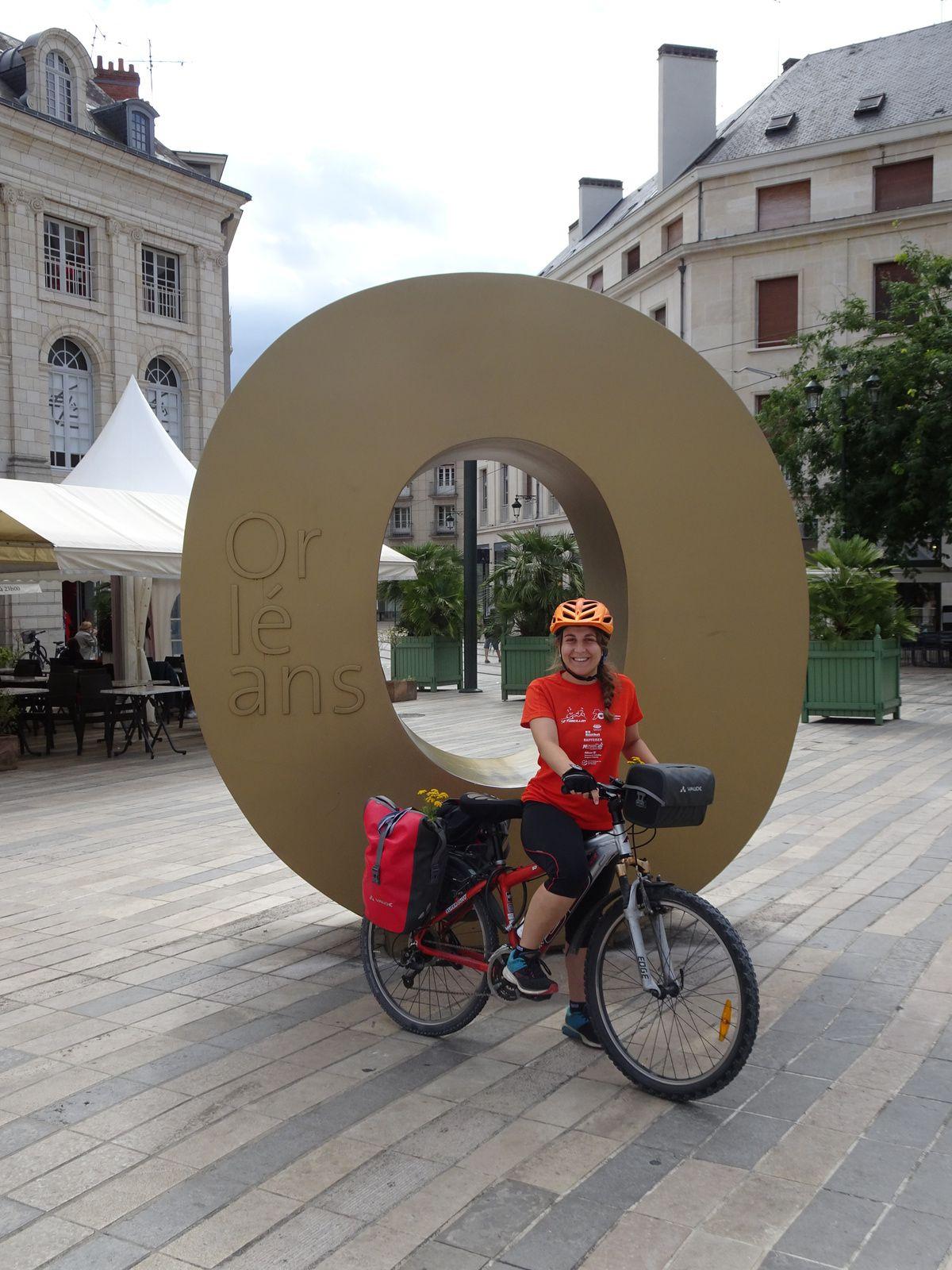Le Centre-Val de Loire à vélo : Etape 9 -  Sully-sur-Loire / Cléry-Saint-André - 73,6 km