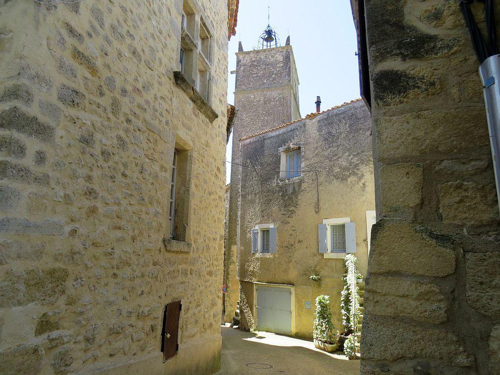 VIENS village de caractère du Lubéron