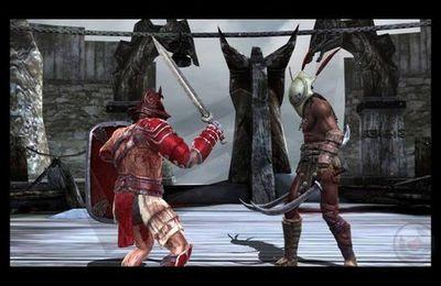Jeux pour ipad : Blood & Glory 2 - Legend