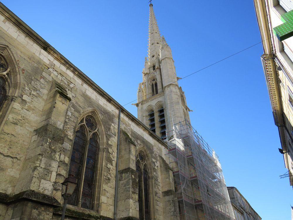 Sainte Foy la grande Bastide de Gironde, fondée en 1255 par Alphonse de Poitiers