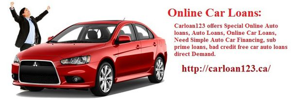 Apply for new auto loans, used car loans, or car loan re-financing at the official site of Carloan123. Call us today and get easy and fast approval car loan