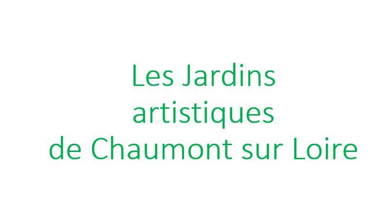 presentation pour eleves de primaire des jardins de chaumont art sur charlotteblabla blog.