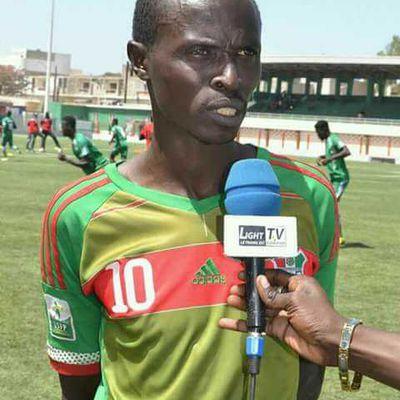 Focus sur Adama Mbaye réalisé par Laye Terry pikine