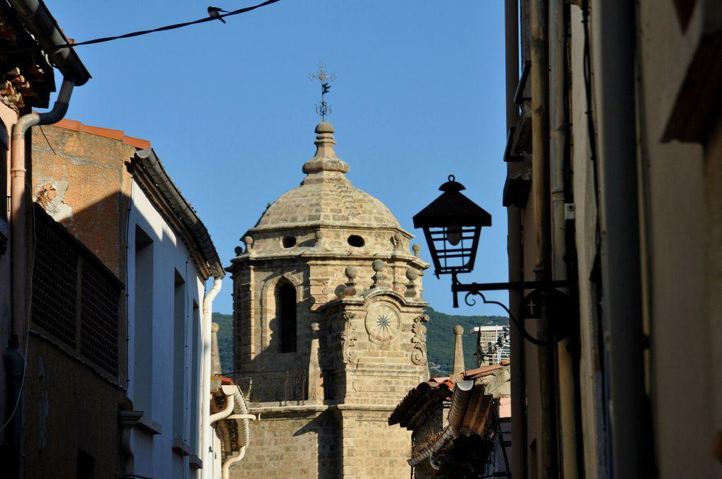 A Saint-Paul, le lieu important, c'est le Chapitre. (5 photos) avec une présentation au levant.