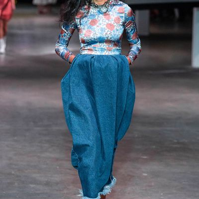 MARQUES ALMEIDA SPRING/SUMMER  2020 RTW COLLECTION AT LFW