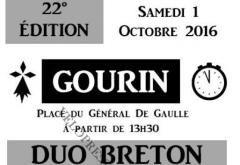 Cet Aprem: 1ère Gentlemen de l'année à Gourin