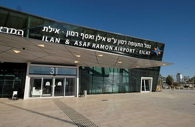 SITA provides key systems to support the smooth opening of Isreal's new Ramon Airport