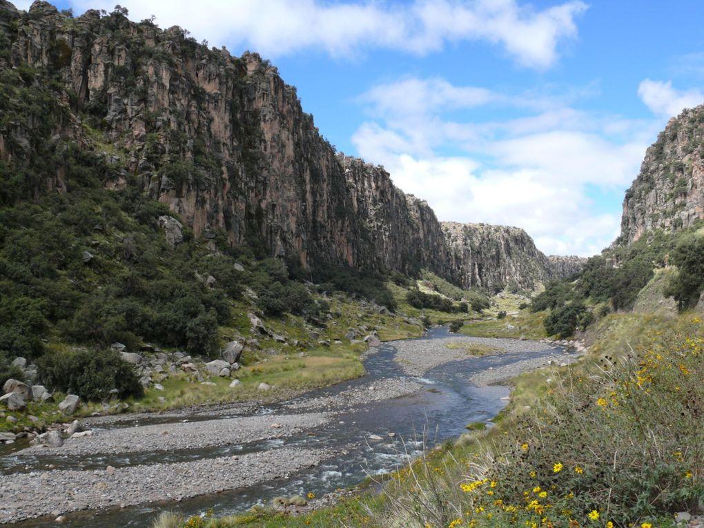 D'Aréquipa à Cuzco