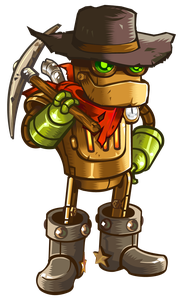 SteamWorld Dig - A Fistful of Dirt
