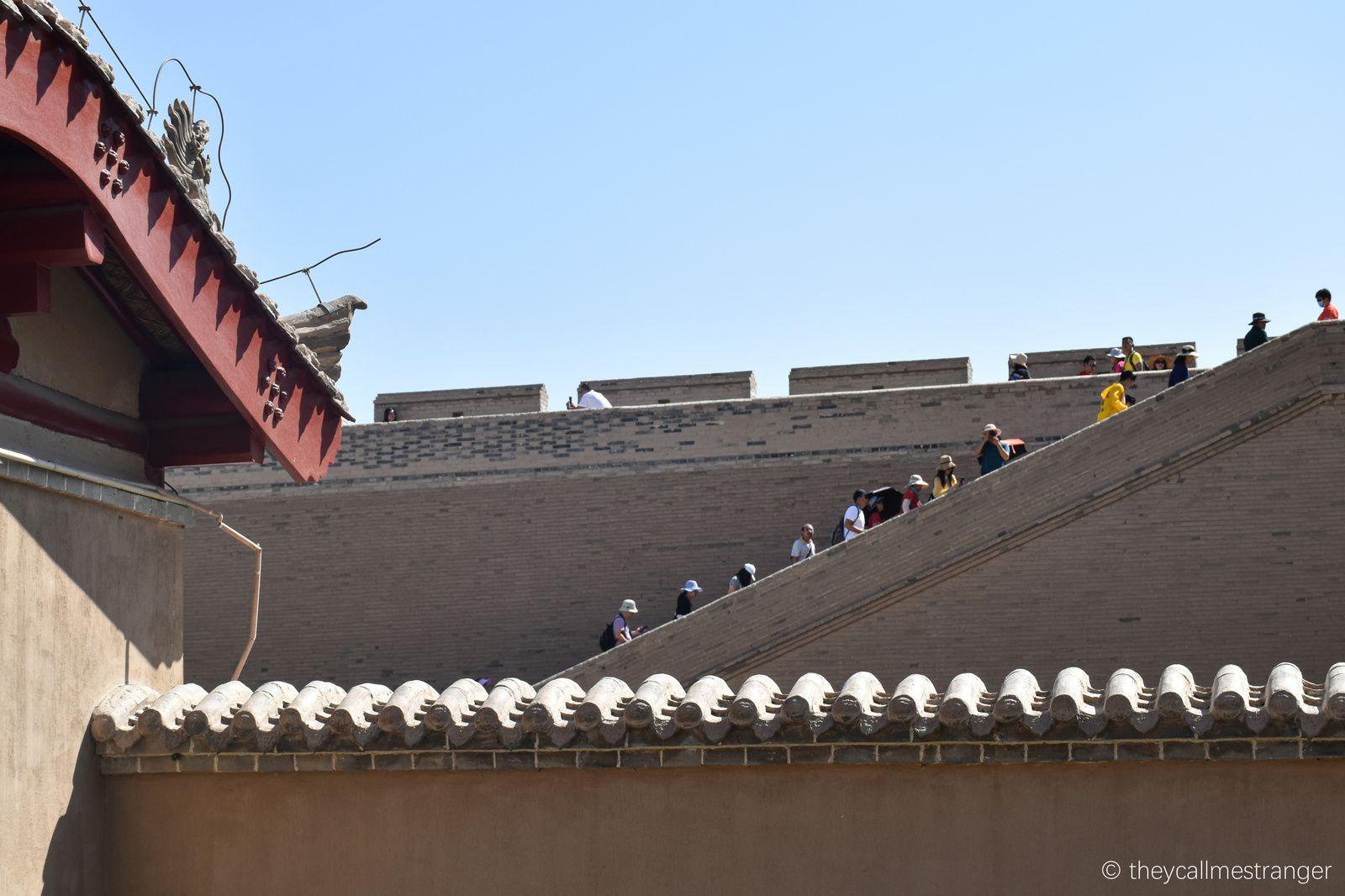 Jiayuguan 嘉峪关, le dernier fort au bout de la grande muraille