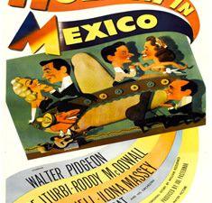 Féerie à Mexico de George Sidney