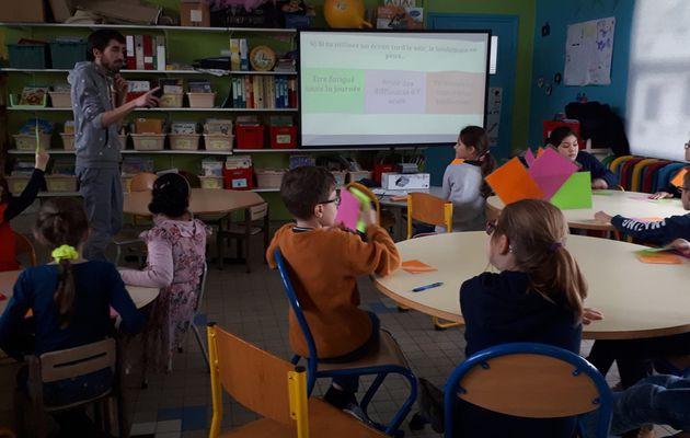 [MA FAMILLE ET LES ÉCRANS] Retour sur les ateliers pédagogiques à Wattignies