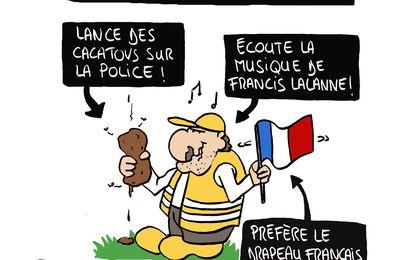 """Terrorisme : """"Certains français sont-ils des terroristes en puissance ???"""""""