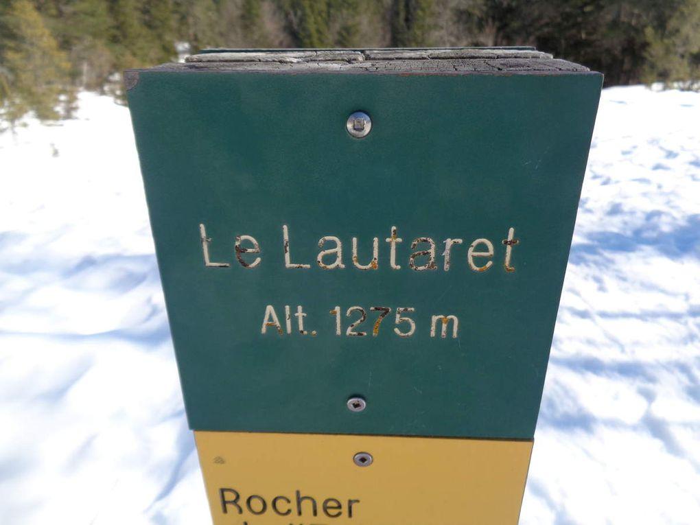 Ma  randonnée du dimanche : Corrençon-en-Vercors la cabane de Carrete