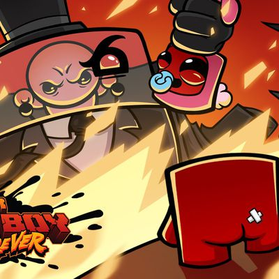 [Test] Super Meat Boy Forever (Switch)