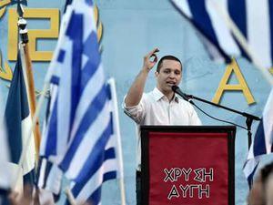 Aube Dorée confirme son rang de troisième force politique en Grèce