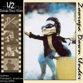U2 -ZOO TV Tour -27/11/1993 -Sydney Australie- Cricket Sports Ground - U2 BLOG