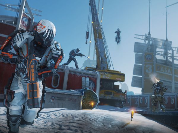 Call of Duty Advanced Warfare : Reckoning se dévoile en images
