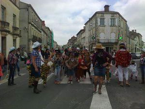 Carnaval des écoles publiques 2015