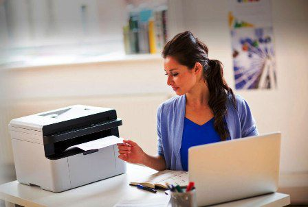 Reset Epson Printer to Factory Settings