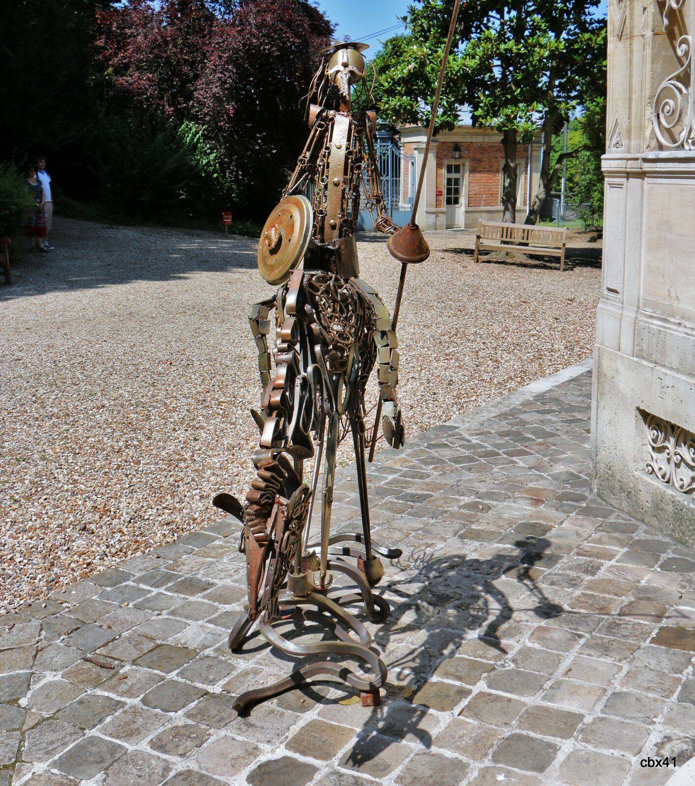 Pierre Treilhes, Don Quichotte (Château de Monte Cristo)