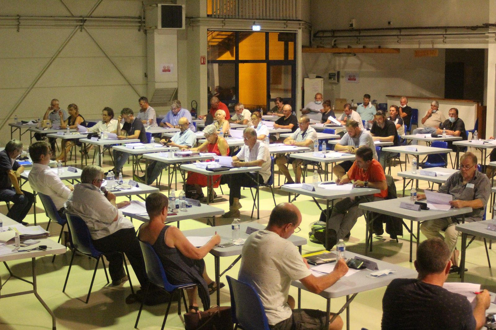 Cagire - Garonne - Salat - Conseil communautaire du JEUDI 22 OCTOBRE 2020