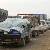 """Syrie : les déplacés d'Ibleb, """"un véritable drame inacceptable sur le plan humanitaire"""""""
