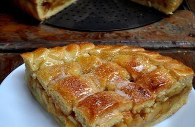 Tarte aux pommes: Apple Pie