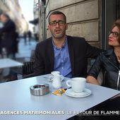 Le Grand format : le retour de flamme des agences matrimoniales - Le journal de 20h   TF1