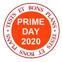 Promotions : Amazon Prime Day les 13 et 14 octobre 2020