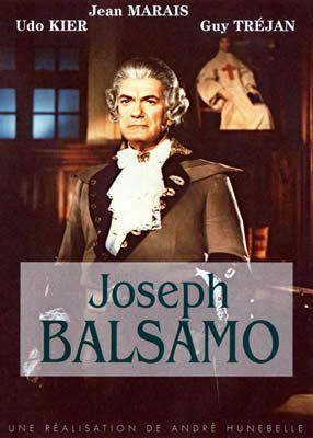 Joseph Balsamo de André Hunebelle