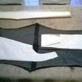 6 jambes de jeans et une robe - recyclage et Cie . . .