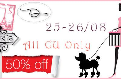 SALE 50% Commercial Use & NEW collection