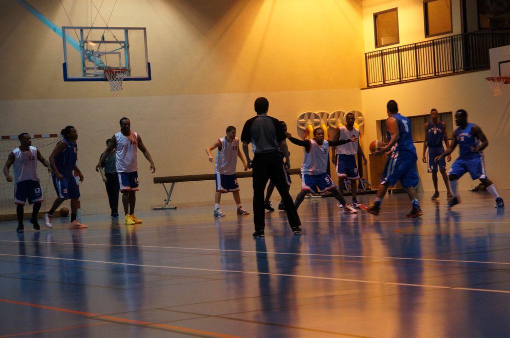 23/11/2013 Seniors 1 contre Meaux