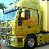 camions decores le mans 2009 - car-collector