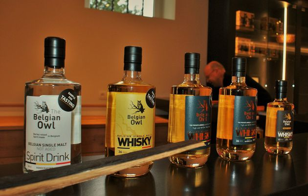 The Belgian Owl Distillery