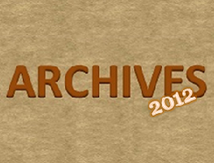 Archives 2012