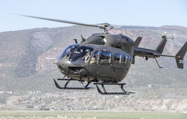 Eurocopter/Airbus Helicopters UH-72