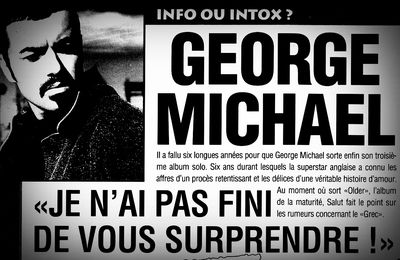 George Michael  Older 20th  - Jesus To A Child !!