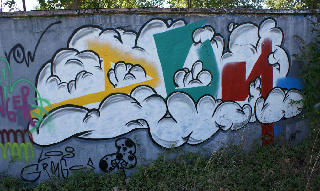 Album - Graffitis-Toulouse-tom-001