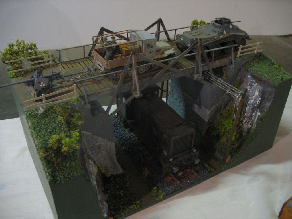Salon du modèle réduit des 14 et 15 novembre 2009. Parc Expo de Rouen.