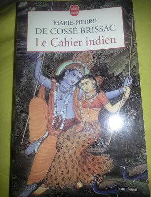 Le Cahier Indien de Marie-Pierre De Cossé Brissac