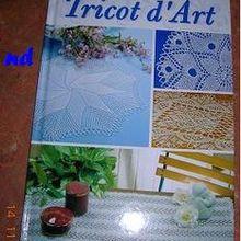 Tricot d'Art et cordonnet SAM...