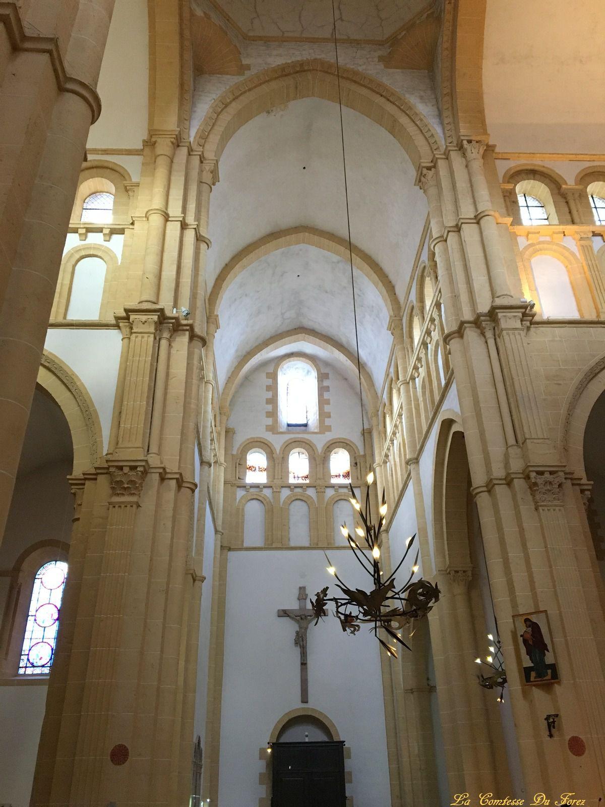 Basilique du Sacré-Cœur de Paray-le-Monial (Saône-et-Loire 71600)