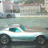 CHEVROLET CORVETTE STINGRAY 1975 HOT WHEELS 1/64 - car-collector.net