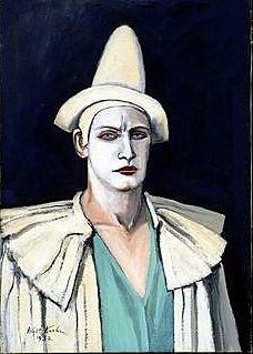 """Clown with Drum"" à Chicago au Terra Museum of American Art"