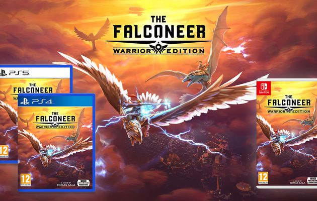 [ACTUALITE] The Falconeer Warrior Edition - Décollage imminent sur Switch et Playstation