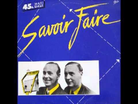 """savoir faire, un groupe de rock français tendance funk des années 1980 pour des titres comme """"délit mineur"""""""