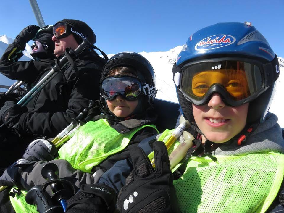 Séjour Ski : Vendredi 23 février